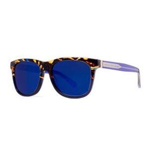 Marc Jacobs Blue Lense Tortoise Shell Sunglasses